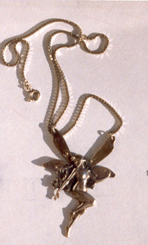 Necklace Art Nouveau.